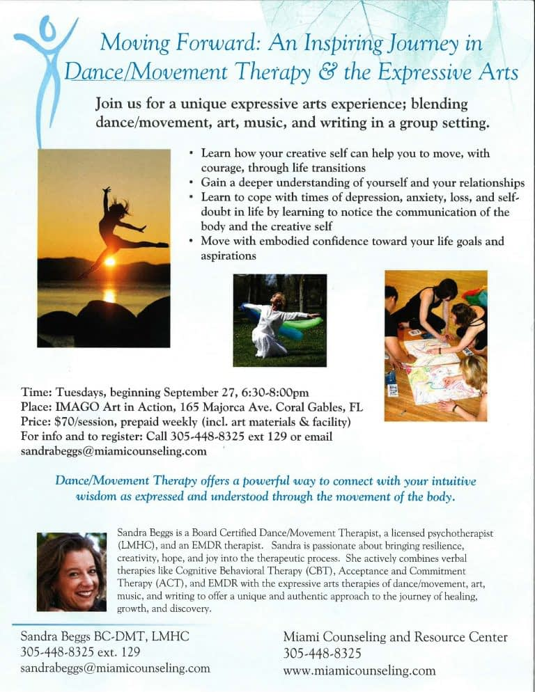 dance therapy_poster